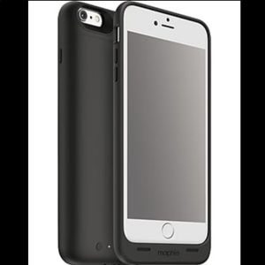 mophie Accessories - Black IPhone 6 Plus Mophie Charging Case